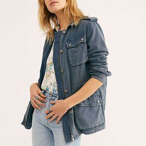 Free People 'Not Your Brother's' Surplus Jacket